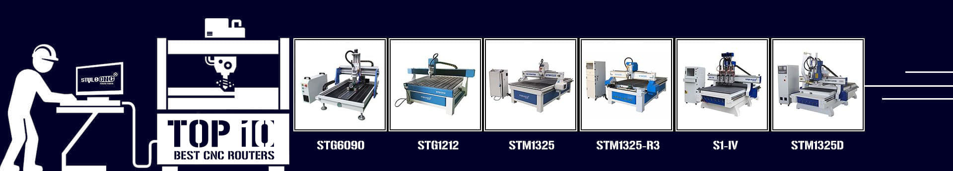 Affordable CNC Routers | CNC Router Machines | CNC Router