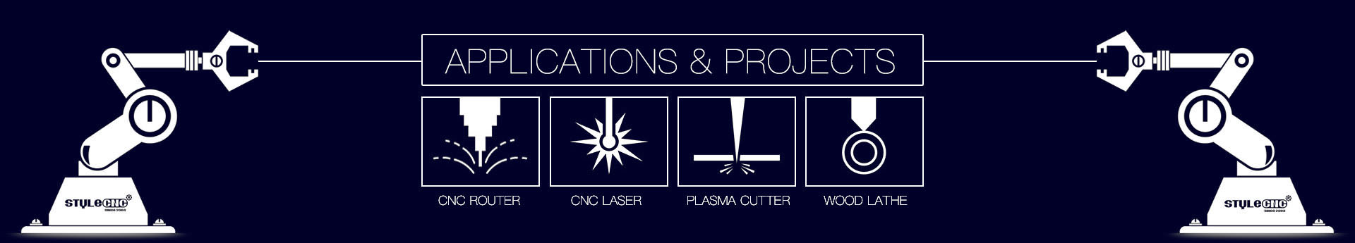 Laser Marking Machine Projects