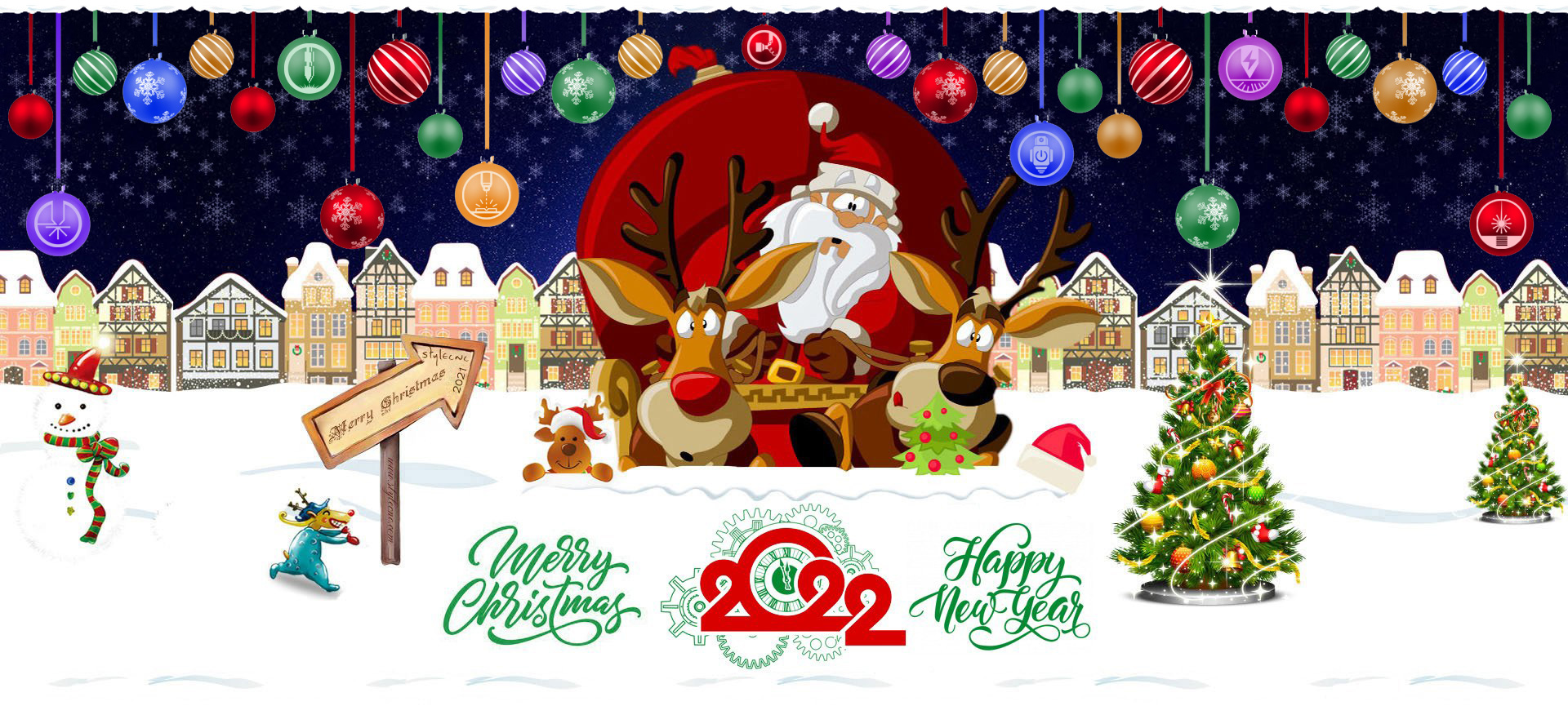2018 Christmas Sales and Deals for CNC Router, Laser Cutter, Laser Engraver, Wood Lathe and Plasma Cutter