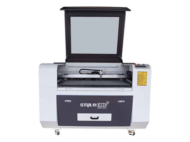 Hobby CO2 Laser Cutter/Laser Engraver for Small Business