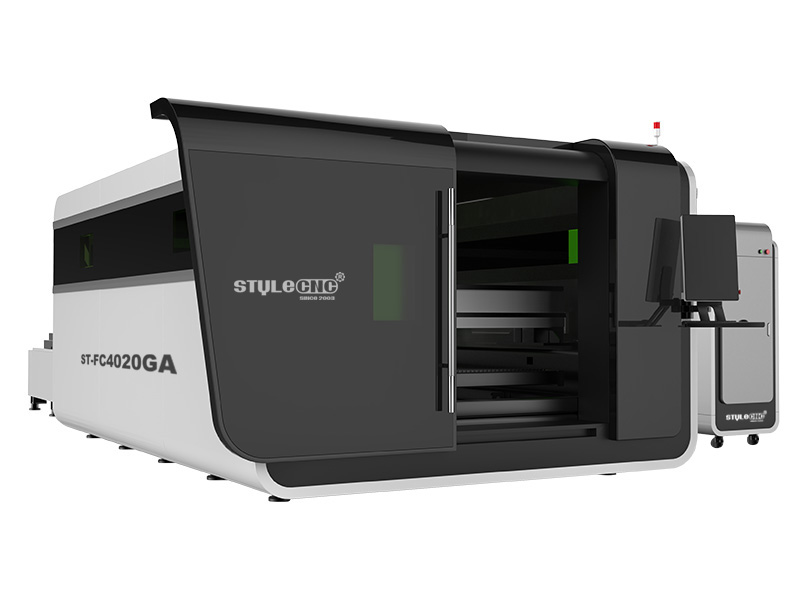 High power fiber laser cutter for Metal