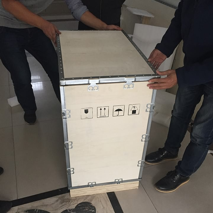 Portable fiber laser marking machine package