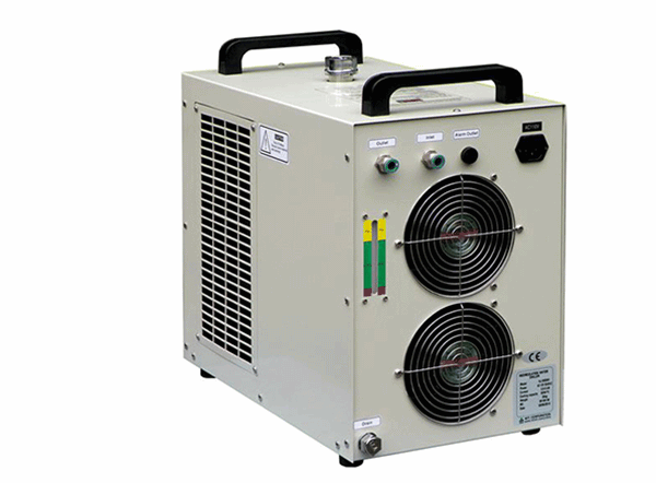 The First Picture of Water Chiller CW5000 for CO2 Laser Tube
