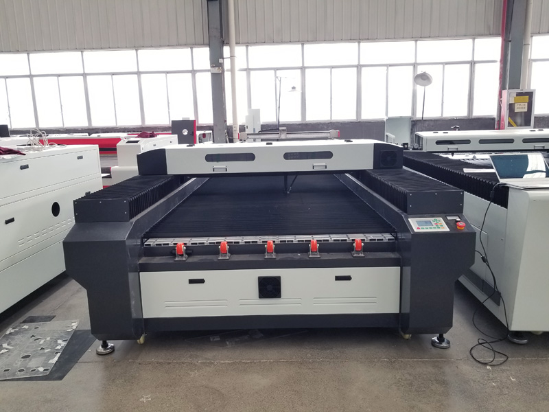 The First Picture of Marble, Granite and Stone Laser Engraving Machine for sale