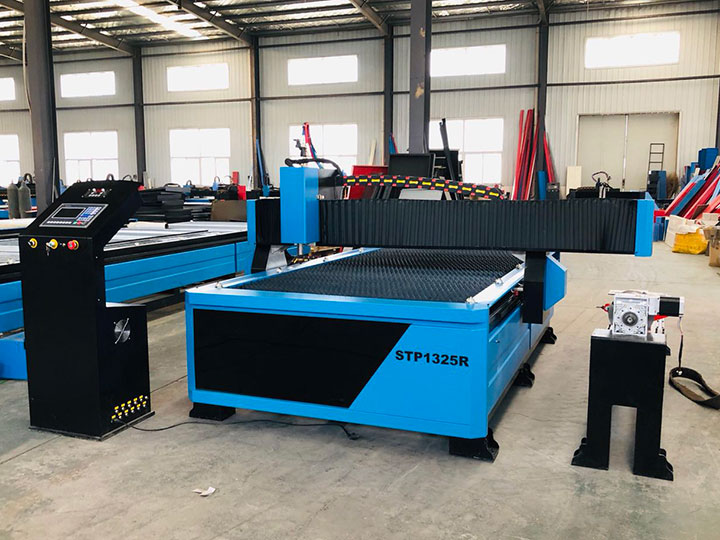 Cnc Plasma Table With Flame Cutting Torch For Sale At Best Price