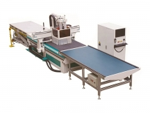 Auto Feeding CNC Machine Panel Furniture Production Line