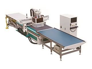 Auto feeding CNC Machine for panel furniture production line