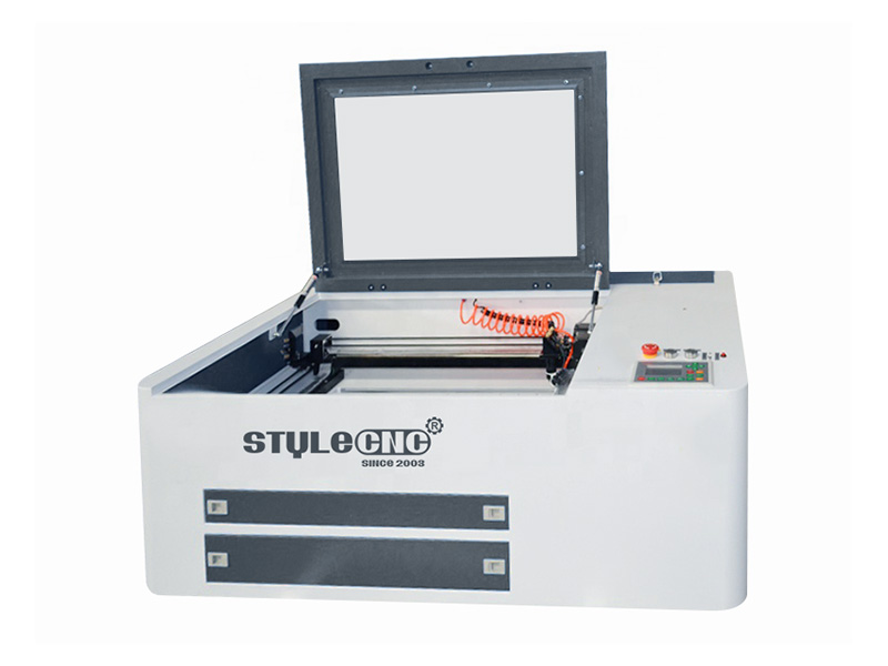 The Second Picture of Desktop Laser Engraver/Laser Cutter for Sale
