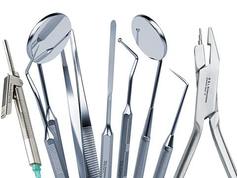 Dental instruments laser marking machine 20W