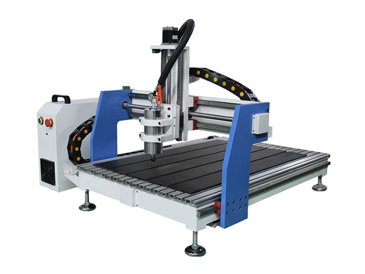 The First Picture of Mini Tabletop CNC Router for Small Business