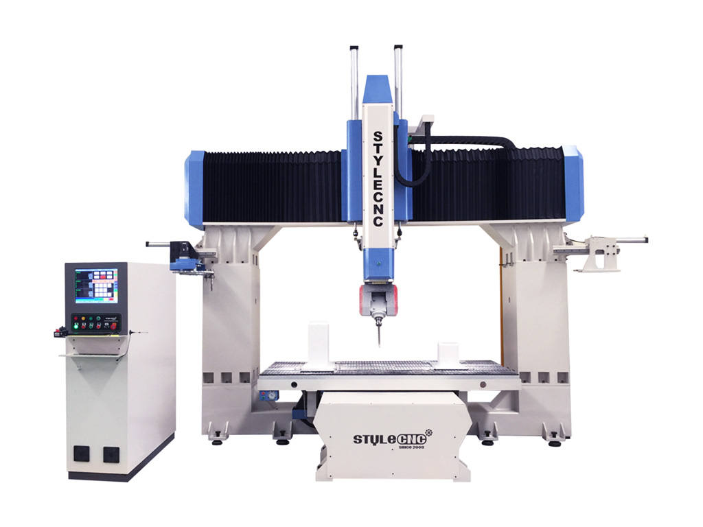 Affordable 5 Axis CNC Router for sale with best price