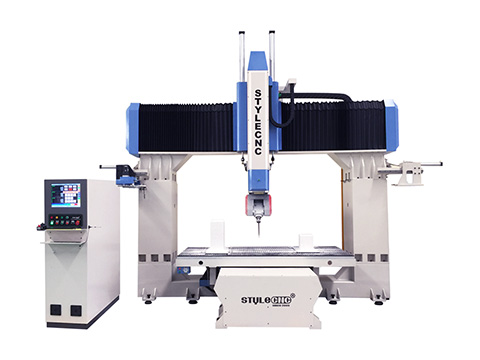 5 Axis CNC Router for sale with favorable price