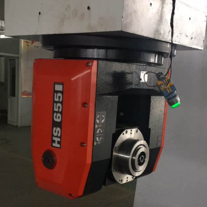 10KW Italian HSD Spindle(HS655-ES789)