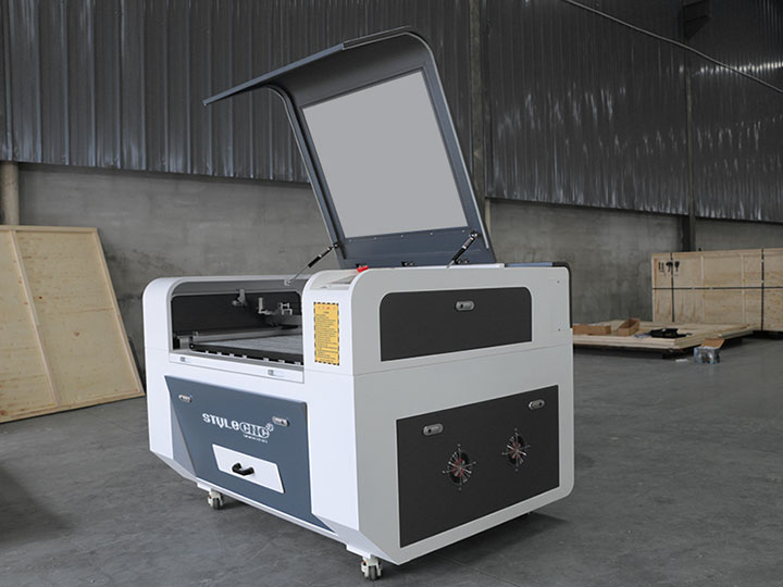 The Fourth Picture of Mini Laser Engraving Machine for crafts, arts and gifts