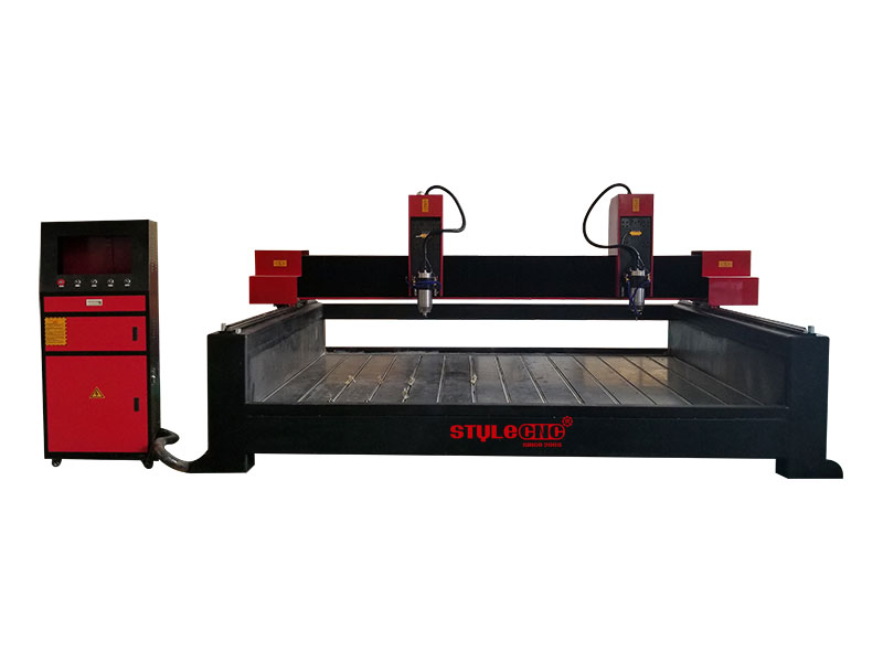 3D CNC Stone Carving Machine