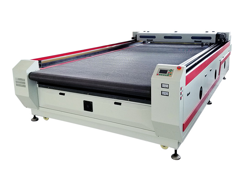 Fabric Laser Cutting Machine with Large Format