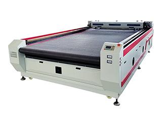 STYLECNC® Fabric Laser Cutting Machine with 1626 size