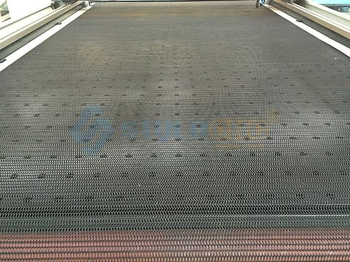 The Third Picture of Fabric Laser Cutting Machine with Large Format