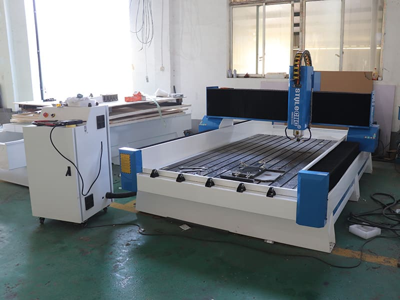 The First Picture of The Best CNC Stone Carving Machine for sale with affordable price