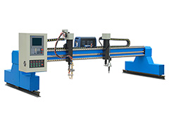 Heavy Duty Gantry Plasma Cutting Machine with big size