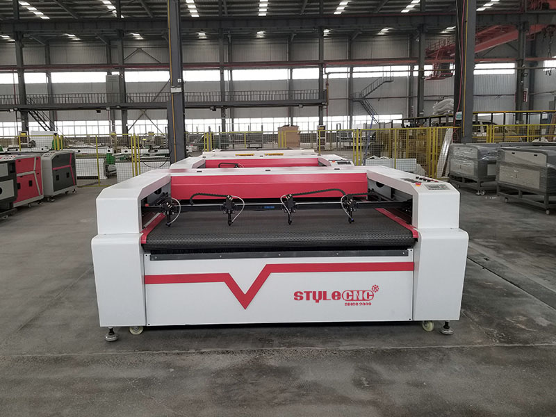 Laser Textile Cutting Machine