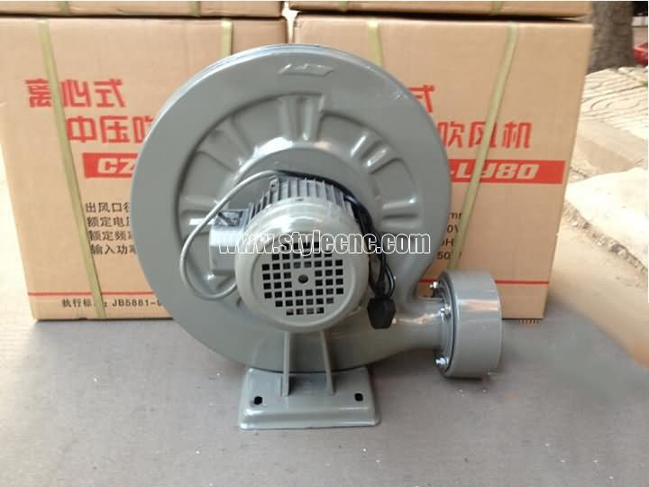 The Second Picture of Exhaust fan for laser cutting machine dust collector