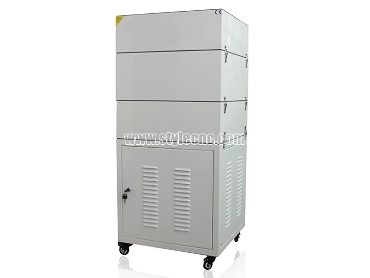 The First Picture of Air filter/fume extractor for laser machine