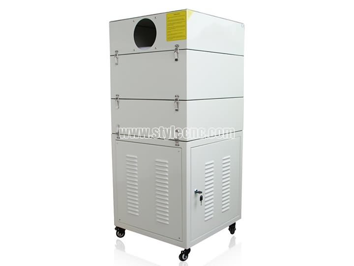 The Second Picture of Air filter/fume extractor for laser machine