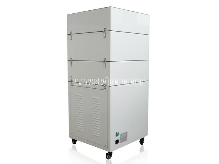 The Third Picture of Air filter/fume extractor for laser machine