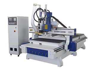 ATC CNC Router with Automatic Tool Changer Spindle for Sale