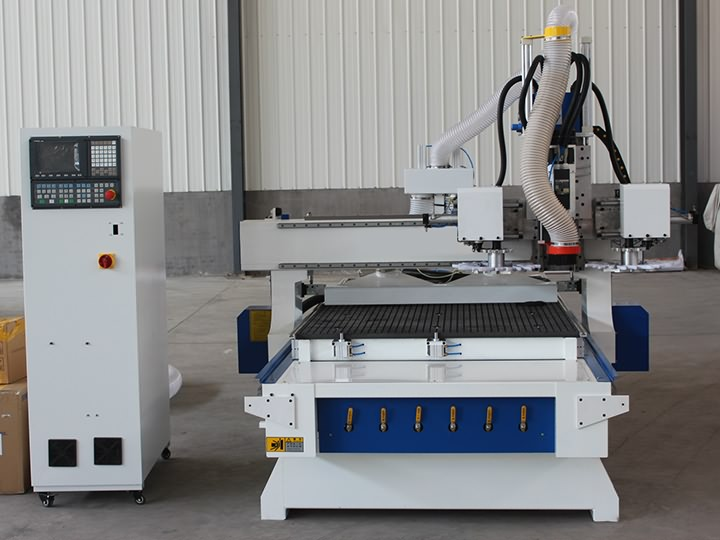ATC CNC Machining Center