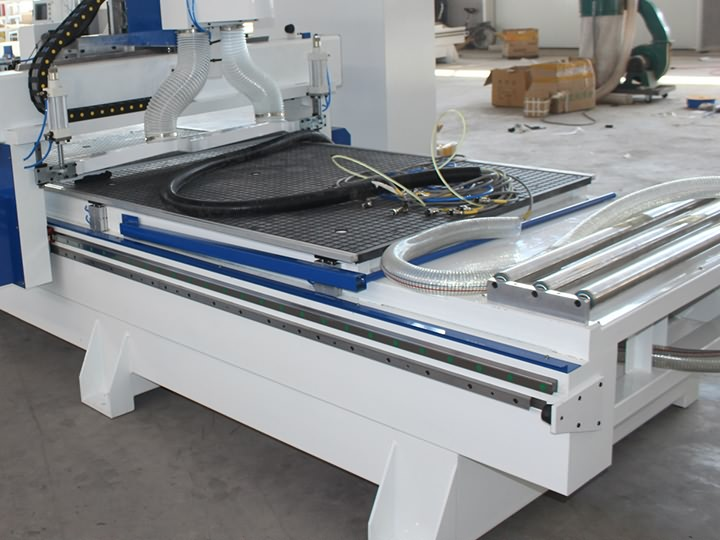 ATC CNC Machining Center for woodworking