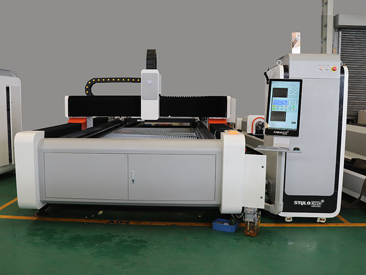 The Second Picture of STYLECNC® fiber laser metal cutting machine 500w
