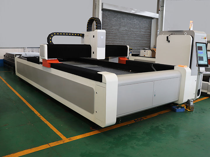 The First Picture of 2020 Best Fiber Laser Metal Cutting Machine for Sale