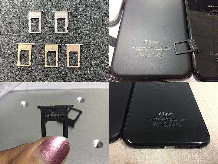 iPhone shell laser engraving project
