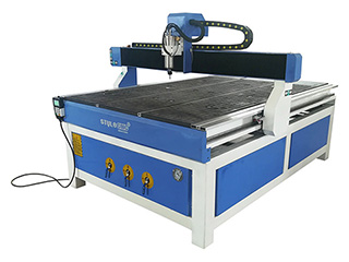Cheap CNC Router Machine with DSP Control System for sale