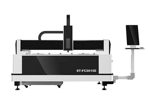 New metal laser cutter 300W for thin sheet metal cutting