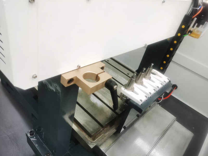 The Third Picture of STYLECNC® CNC Mold Making Machine for sale