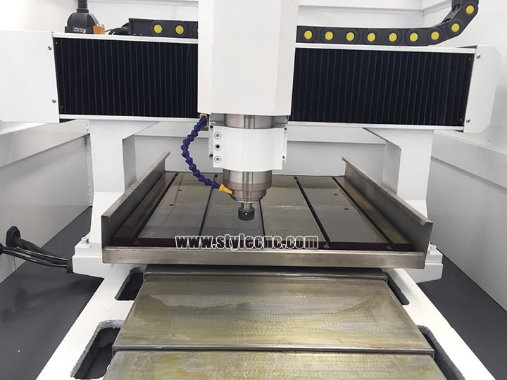 The Second Picture of CNC Mold Making Machine for sale