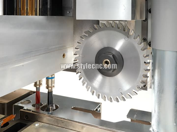 The Second Picture of STYLECNC® PTP all-rounder CNC working center