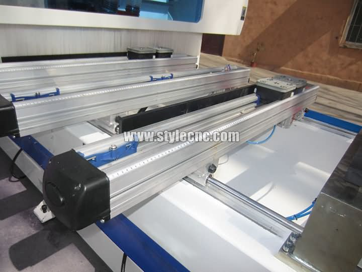 The Third Picture of STYLECNC® PTP all-rounder CNC working center