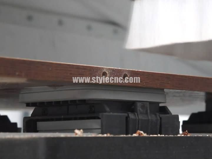 The Fourth Picture of STYLECNC® PTP all-rounder CNC working center