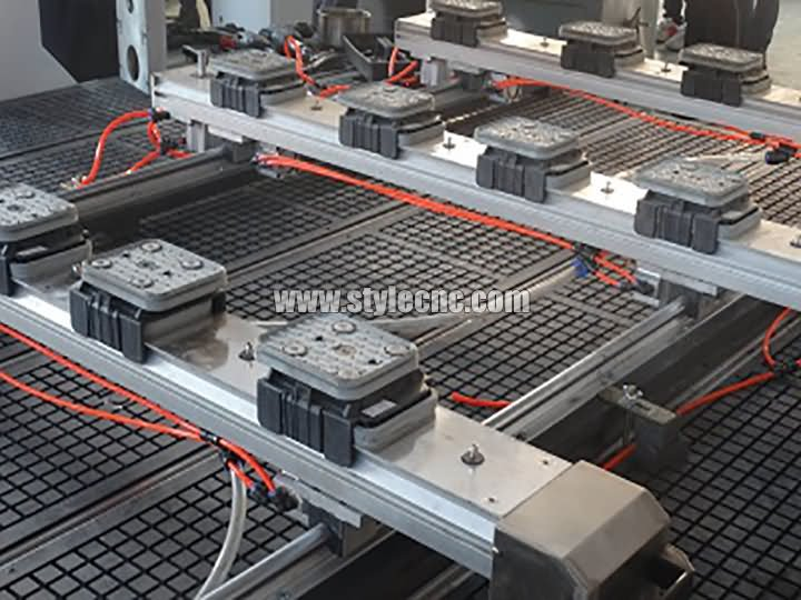 The Second Picture of Single Arm PTP CNC Working Center