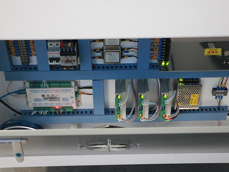 Laser engraver electronic box