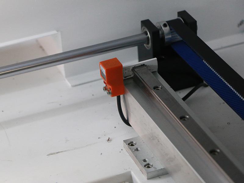 Hiwn guide rails for laser engraver