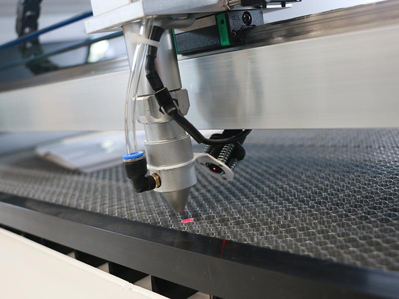 Laser head of Laser engraver