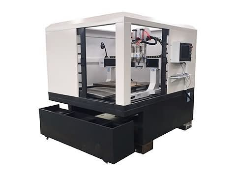Full Automatic CNC Milling Machine for Mold Making