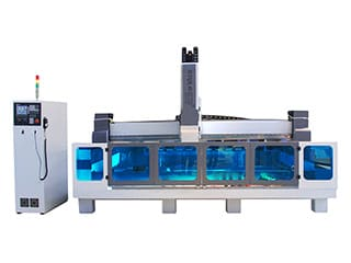 CNC Machining Center for Stone Cutting and Polishing