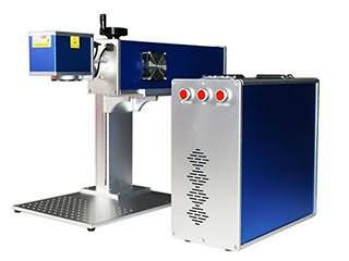 <b>CO2 RF laser marking machine with America Synrad laser tube 30W</b>