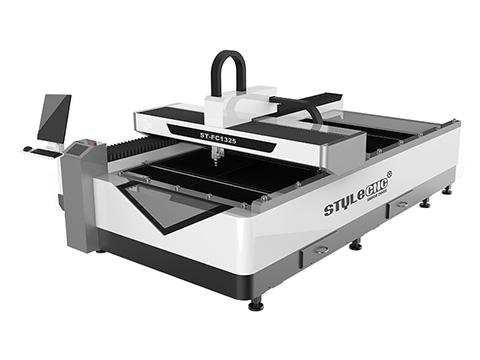 Stainless steel laser cutting machine 300W